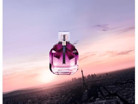 YSLの人気No.1フレグランス「モン パリ」に深く長く香る「アンタンス」が登場