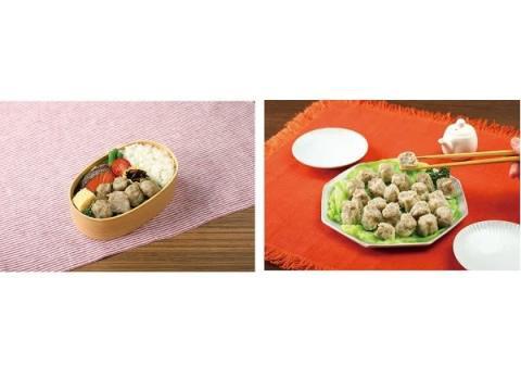 お弁当や朝食に大活躍!生活クラブの冷凍食品「おべんとう用根菜焼売」