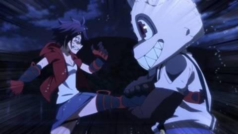 TVアニメ『 グレイプニル 』第2話「空っぽの意味」【感想コラム】