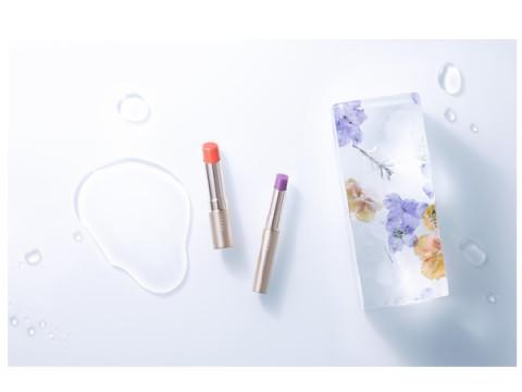 クリアな質感の花びらをイメージ!「オペラ」春夏限定のリップ2色が新登場