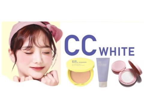 毛穴レスな白い美肌を叶える「CCホワイト」シリーズが復刻リニューアル!