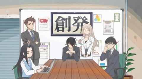 TVアニメ『 かくしごと 』第2話「ビーサンとB4」「おかない かかない しあげない」【感想コラム】