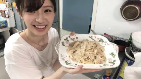 AKB48、自宅キッチンから牛乳・乳製品支援 料理好き4人が「ワンモ~」レシピ紹介