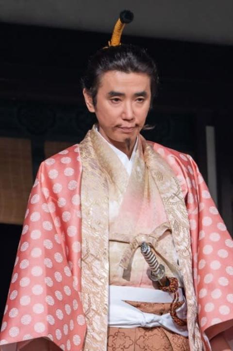 【麒麟がくる】ユースケ・サンタマリア、光秀との初対面シーンで「謎の高揚感」