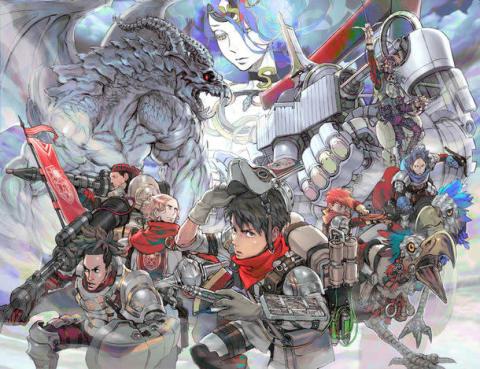 超新感覚フィギュアゲーム『ドラゴンギアス』の クラウドファンディングが5月18日よりMakuakeにて開始 【アニメニュース】