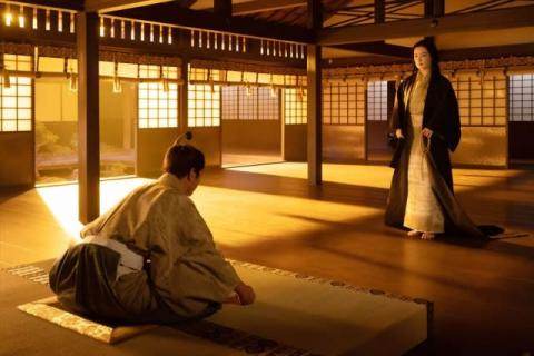 【麒麟がくる】土田御前・檀れい、修羅場で呼吸困難に「この親子もうダメだなと思えるように演じた」