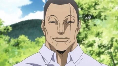 TVアニメ『 グレイプニル 』第5話「ヤバイ敵」