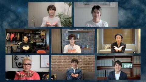 三代目JSB、『ZIP!』とSP企画実現 10周年を秘蔵映像で振り返る「心からこのメンバーで良かった」
