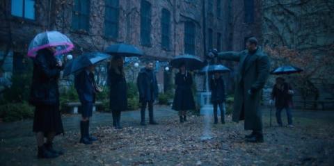Netflix『アンブレラ・アカデミー』シーズン2、7・31配信