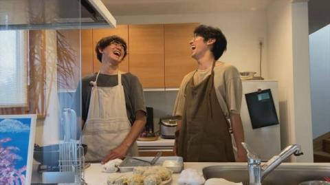 永山瑛太&永山絢斗、兄弟初共演「最初は照れた」「芝居は楽しい」