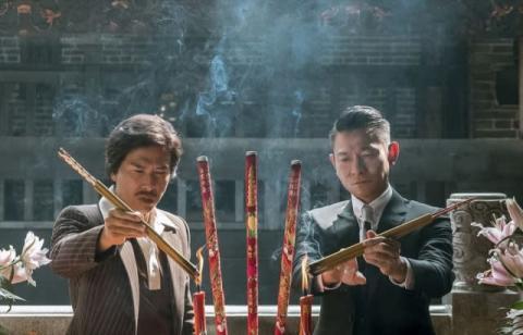 ドニー・イェン&アンディ・ラウ共演の香港ノワール『追龍』7・24公開