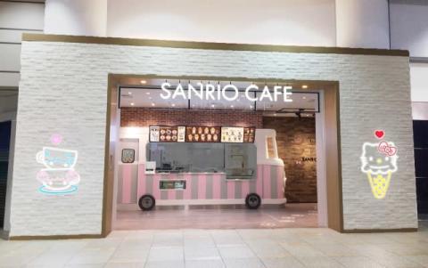 """『SANRIO CAFE 池袋店』6・5オープン """"サンリオのカワイイ世界観を再現"""""""