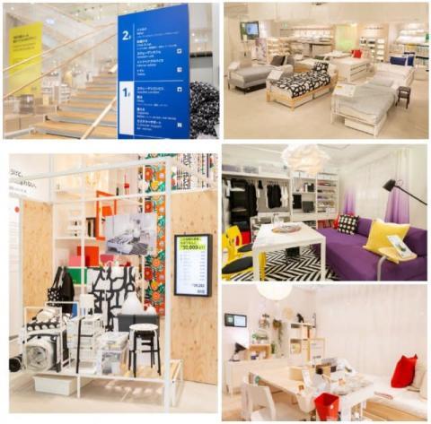 『IKEA原宿』6・8オープン 都市部の暮らしのニーズを反映、世界初のコンビニも