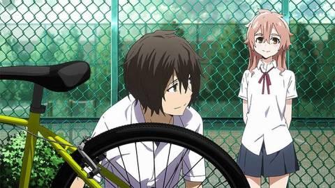 TVアニメ『 グレイプニル 』第8話「記憶の影」【感想コラム】