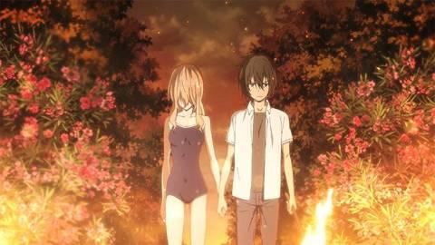 TVアニメ『 グレイプニル 』第10話「美しい花」【感想コラム】