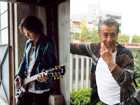 斉藤和義、『じゅん散歩』新テーマソングを書き下ろし 高田純次も絶賛