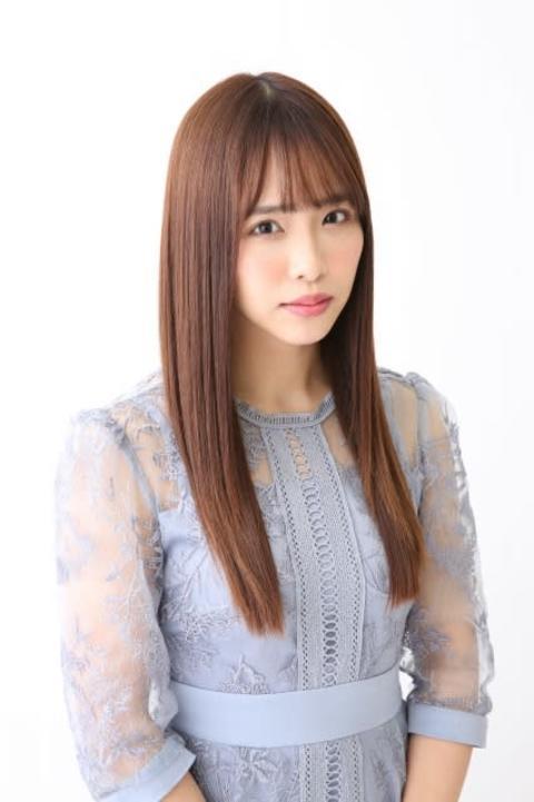 元SKE48松村香織、一般男性との結婚報告 芸能活動は継続「みんなのかおたんです」
