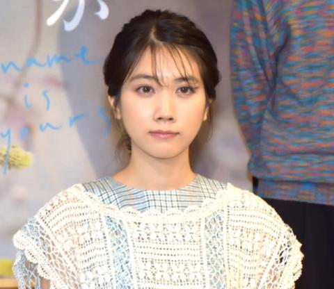 """松本穂香、高校時代は演劇部で""""冷凍マグロ""""役「一生懸命やっていました」"""