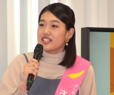 横澤夏子、子どもの話題に笑顔弾ける「すくすく育ってます」 第1子出産後初の公の場