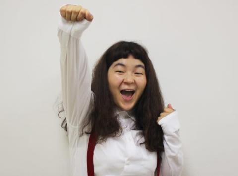 ゆにばーす・はら、詐欺メイクに「有村架純かと」「田中みな実」の声 『日本化粧品検定3級』取得も報告