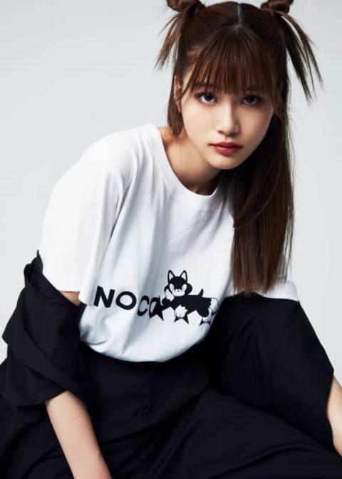 """""""めるる""""生見愛瑠、人気コーヒーショップ新作Tシャツのモデルに スタイリングも担当"""