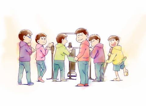 テレビアニメ「おそ松さん」第三期が2020年10月より放送スタート!櫻井孝宏ら六つ子声優が本音を激白する映像も 【アニメニュース】