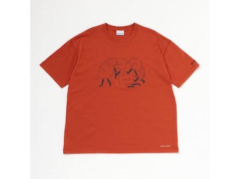 """売上の1%を寄付!""""フジロック'20×コロンビア""""のコラボTシャツが発売"""