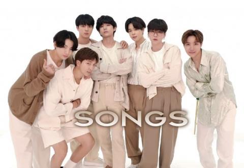 BTS、2年ぶり『SONGS』に登場 リモートインタビューを実施