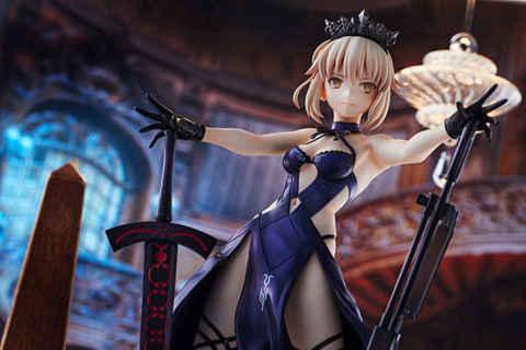 『Fate/Grand Order』より「ライダー/アルトリア・ペンドラゴン〔オルタ〕」のフィギュアがAMAKUNIより登場!【2020年6月26日(金)より受注開始】 【アニメニュース】