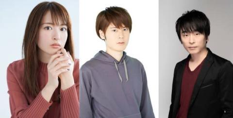 アニメ『呪術廻戦』追加キャスト発表 2年生キャラ役を小松未可子、内山昂輝、関智一