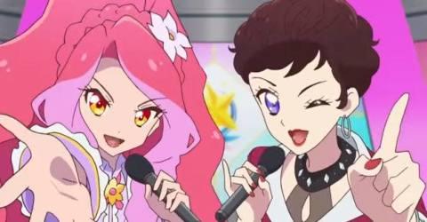 WEBアニメ アイカツオンパレード!第6話「花咲くステージ 後編」届いた想いと繋がっていく想い【感想コラム】