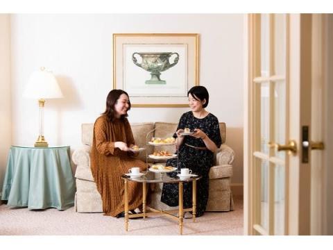 """リーガロイヤルホテル東京に""""客室で楽しむアフタヌーンティープラン""""が登場"""