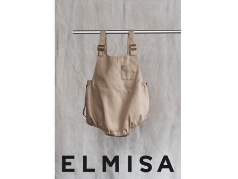 初展示会開催!成長に合わせて使える新子ども服ブランド「ELMISA」誕生