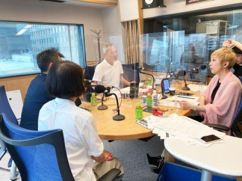 森友問題で自殺の赤木俊夫さん妻、大竹まことラジオ生出演 声震わせ「頑張ります」