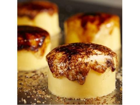 炎で炙るバスクチーズケーキも登場!新チーズスイーツブランドが大阪にOPEN