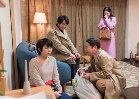 阿部サダヲ・松たか子の黄金コンビ&坂元裕二脚本『スイッチ』ギャラクシー月間賞