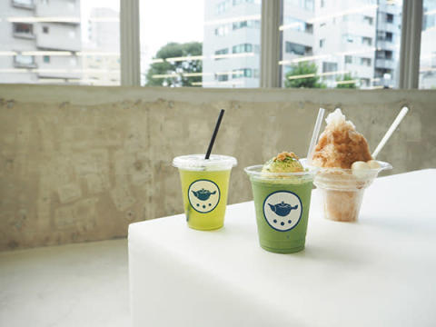 日本茶でさわやかな夏を!「すすむ屋茶店」夏の新作ドリンクフェア開催