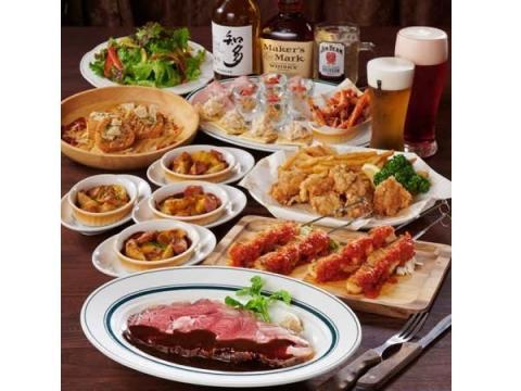 """ローストビーフ&ローズビールを堪能!""""ヴィクトリアンパブ""""が田町駅にOPEN"""