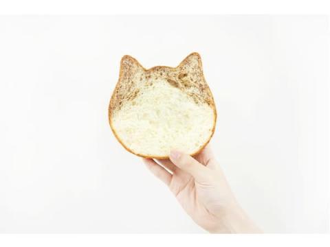 """「ねこねこ食パン」に8月限定フレーバー""""ロイヤルミルクティー""""味が登場"""