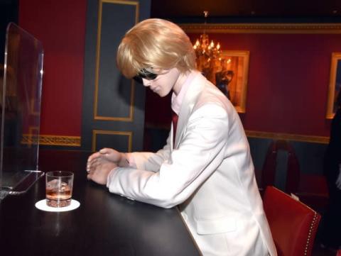 『GUNDAM Cafe TOKYO BRAND CORE』オープン ジオン将校専用ダイナーで「坊やだからさ」シーン完全再現
