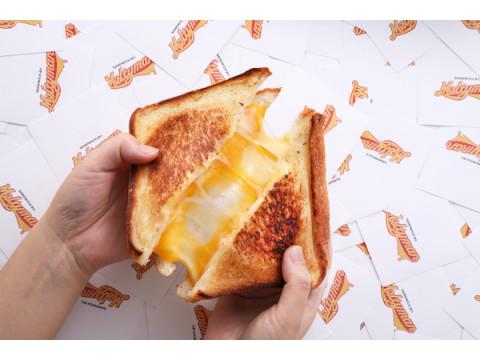 1年越しの復活!グリルドチーズサンドイッチ専門店「Meltyman」が限定OPEN
