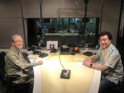 ジョン・カビラ、父へのインタビューで見えた沖縄史 ギャラクシーラジオ大賞の特番が再放送