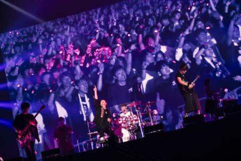 UVERworld、東京ドーム『男祭り』9・16待望の映像化 初回盤はライブ音源付