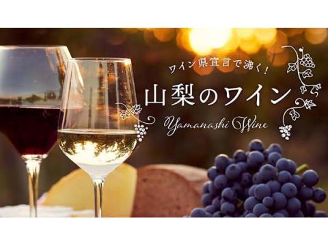打ち上げ花火も中継!「ワイン県やまなし」1周年記念オンラインイベント