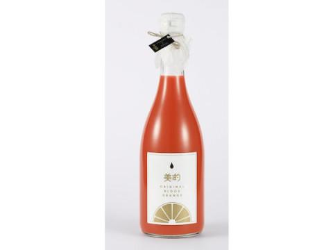 美容誌「美的」プロデュース!贅沢気分を味わえるブラッドオレンジジュース