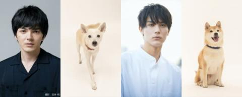 『犬部!』林遣都&中川大志共演で実写映画化「逃げずに、最後までこの役を生きたい」