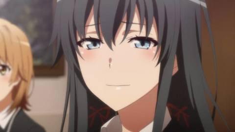 TVアニメ『やはり俺の青春ラブコメはまちがっている。完』第4話「ふと、由比ヶ浜結衣は未来に思いを馳せる。」【感想コラム】