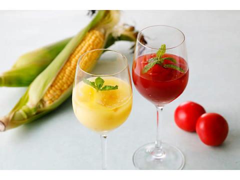 「札幌パークホテル」自社農園の自然栽培野菜を使ったメニューが登場