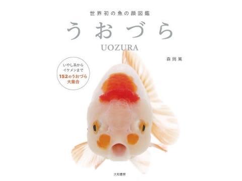 """キュートな""""うおづら""""に釘付け!世界初の「魚の顔図鑑」が発売"""