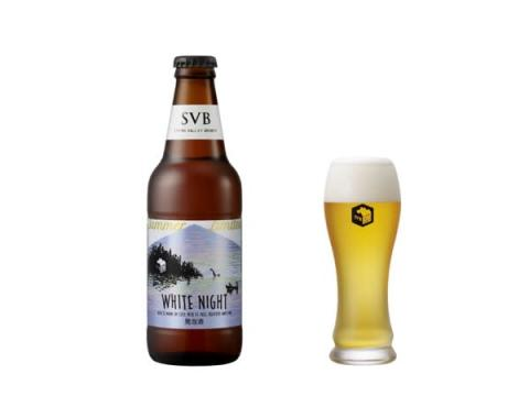爽やかホワイトビールタイプ「White Night」が2年ぶりに数量限定再発売!